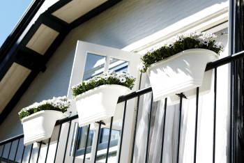 balcon jardineras