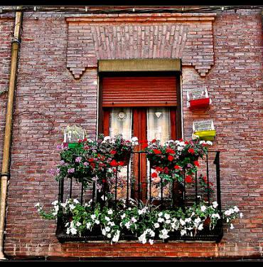 decorar balcon