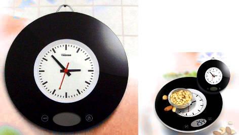 reloj plato